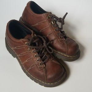 Dr. Martens Leather Shoes. Excellent Condition